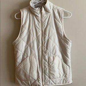 Cute vest for winter